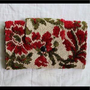 Vintage Floral Wallet